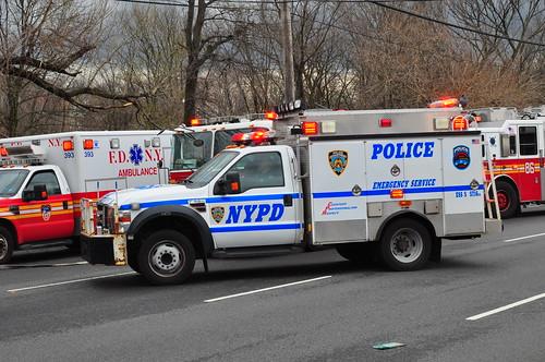 NYPD ESU REP ESS 5