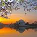 Sunrise a Day Past Peak by Steven Barrows