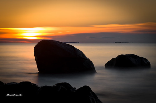 Sunrise (Explored) by Mark Zelasko