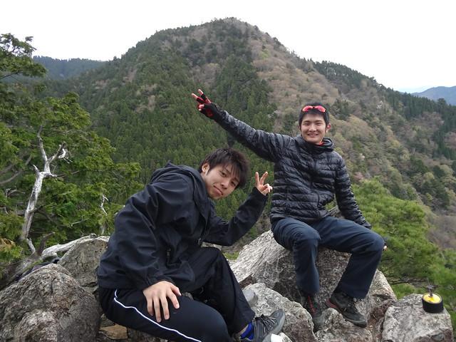 雪彦山(2013.4 (154)