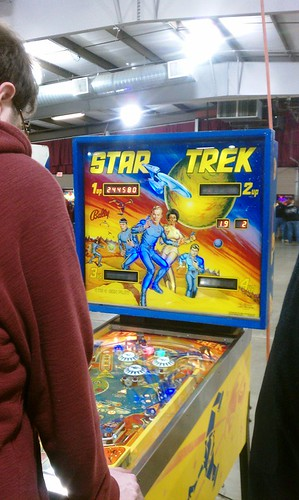 Star Trek Pinball 1978