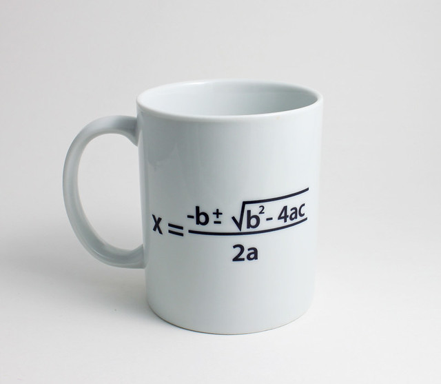 quadratic formula machine
