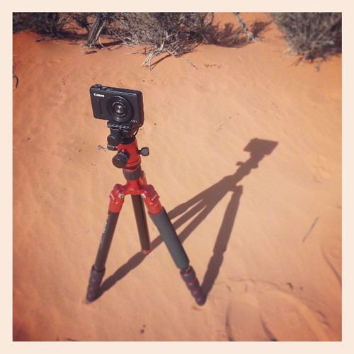 My compact companion when traveling  very light, ready for any photo adventure ahead, best camera is the one you always have with you, love my canon s100 and my mefoto tripod #canon #mefoto #travelgear #phototravel #lightcamera #bestcamera #compactcamera