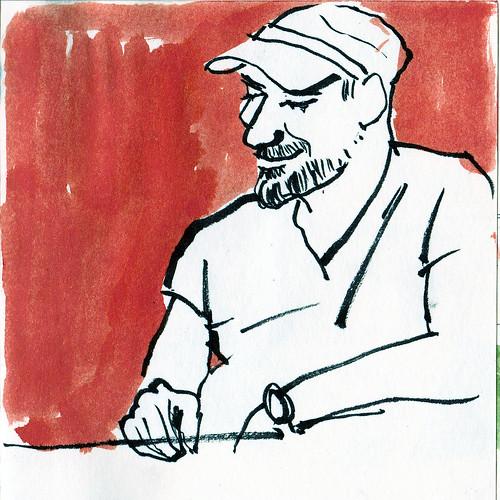 39th Sketchrawl Baiona