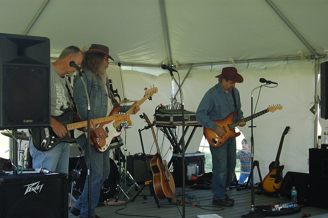 The James Band - The 2014 Eagle Festival at Mason Neck State Park