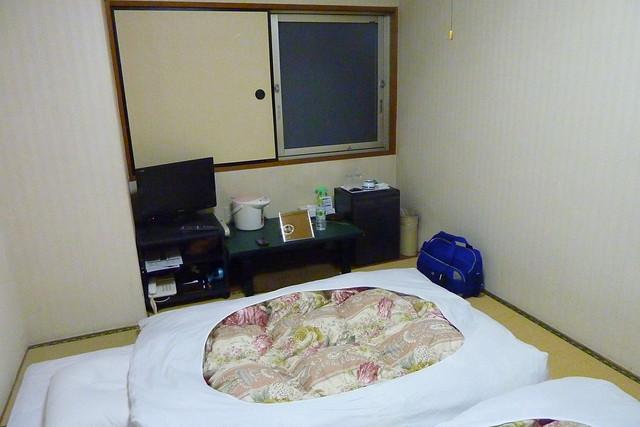 1228 - En el hotel