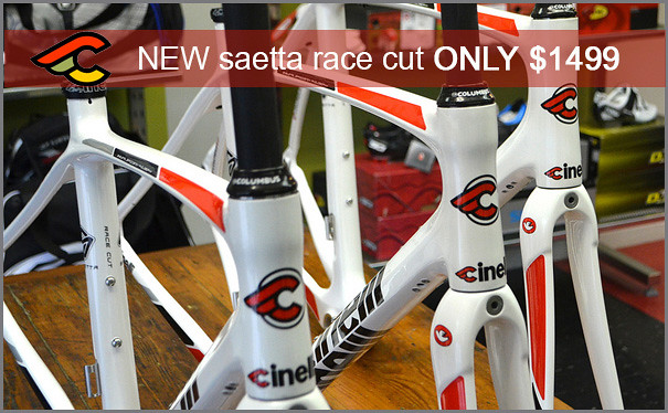 Cinelli Race Cut Carbon Frame 41499
