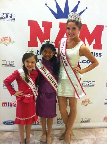 NAM Miss California Open Calls
