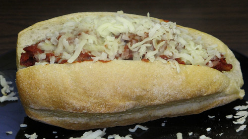 Meatball sub by Coyoty