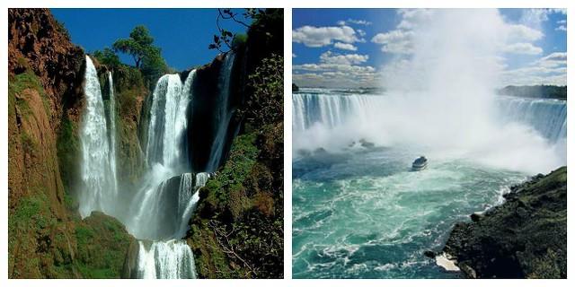 della falls niagara falls