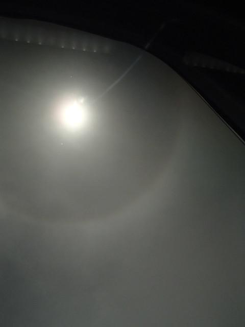 NH841機窓 外暈 - naniyuutorimannen - 您说什么!