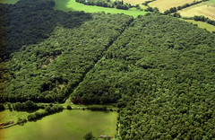 John Ball aerial photo library (Warwickshire Wildlife Trust)