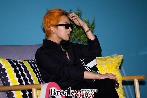 G-Dragon - Airbnb x G-Dragon - 20aug2015 - Breaknews - 07
