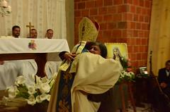 Celebração Eucaristíca presidida por Dom Gregório Paixão, bispo diocesano de Petrópolis, por ocasião dos 20 anos de fundação da CMDJ.