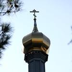 Престольный праздник в Свято-Преображенском храме Геленджика