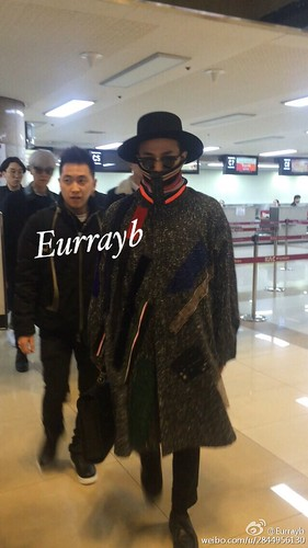 Big Bang - Gimpo Airport - 15jan2015 - Eurrayb - 02