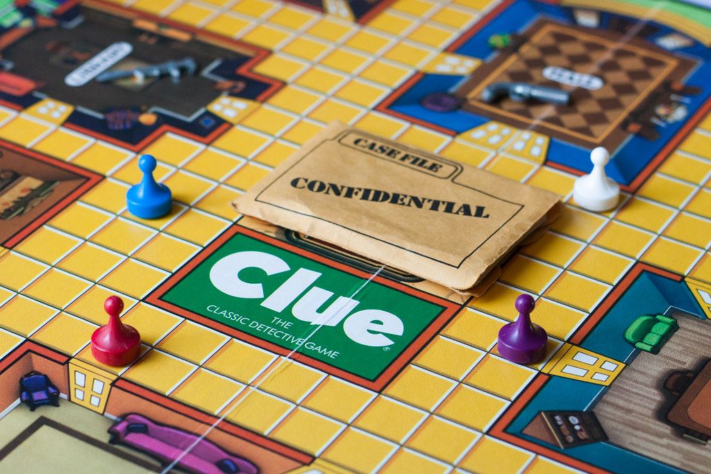 The Classic Detective Game
