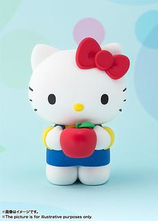 三麗鷗家族兩大人氣角色可愛現身! Figuarts ZERO 凱蒂貓/美樂蒂 Hello Kitty / My Melody
