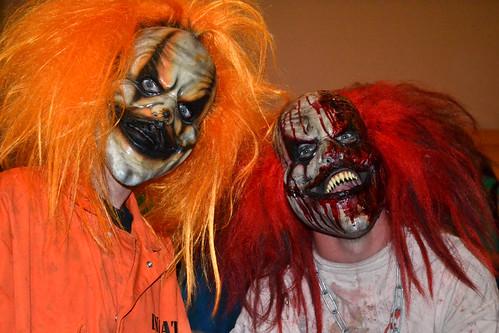creepy creepy clowns