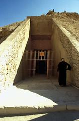 Ägypten 1999 (391) Theben West: Tal der Könige