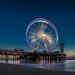 Ferris Wheel Scheveningen by Tom Roeleveld