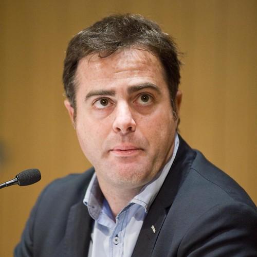 Uriel Bertran representant de Solidaritat.