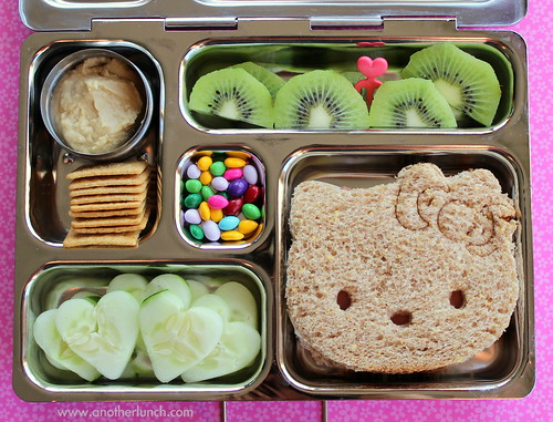 PlanetBox Hello Kitty Valentine lunch