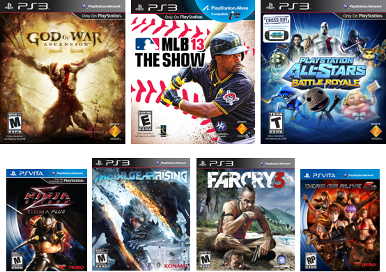Games For Ps3 Only : Playstation campus tour returns more schools games