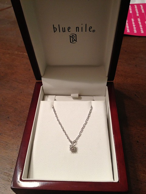 Blue nile diamond pendant pics lets talkwelry img aloadofball