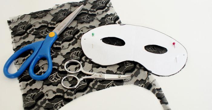 DIY Mascara carnaval