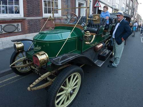 1911 Stanley Steam Car Model 63 10hp