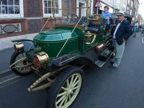 1911 Stanley Steam Car Model 63 10hp