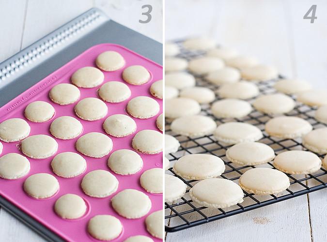 Receta de macarons con merengue italiano. Cómo hacer macarons con merengue