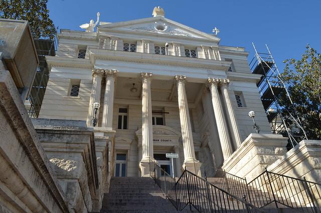 McLennan County Courthouse | Waco, Texas Photo by La Tanya ...