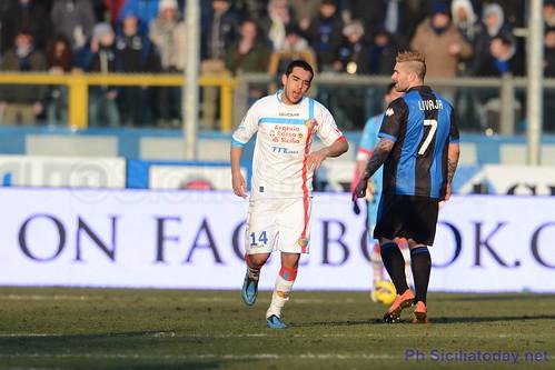 Atalanta-Catania 0-0, le pagelle di SiciliaToday, egregia prova della difesa rossazzurra$