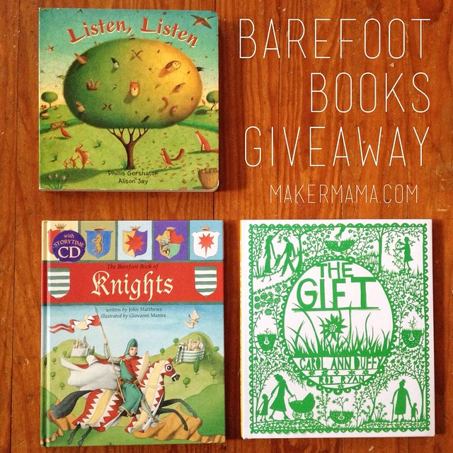 Barefoot Books Giveaway