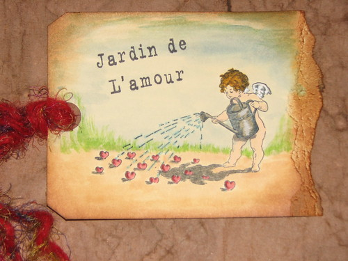 Roni Johnson Jardine de L'amour