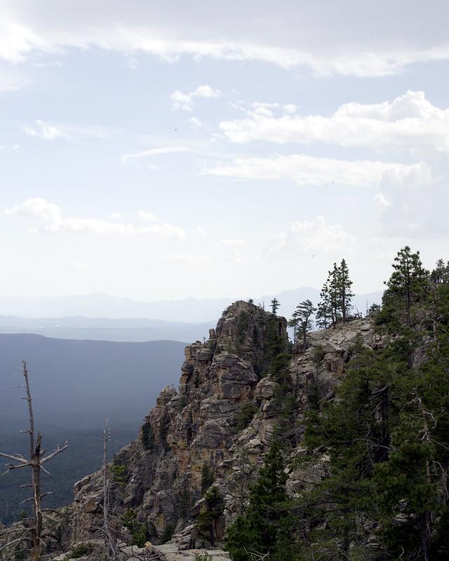 View from the Mogollon Rim 5