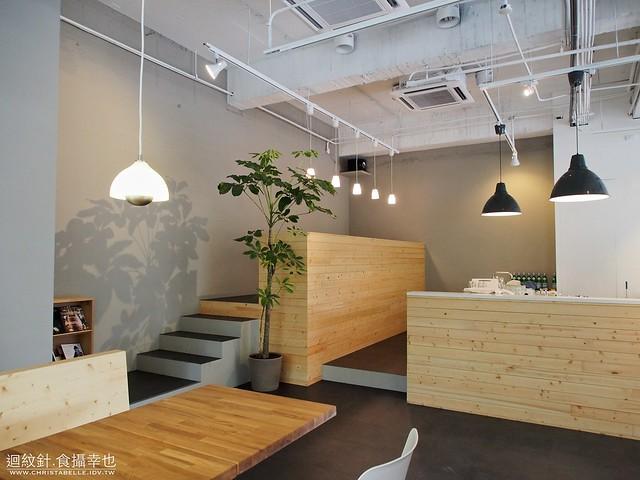 台北。Fika Fika Cafe