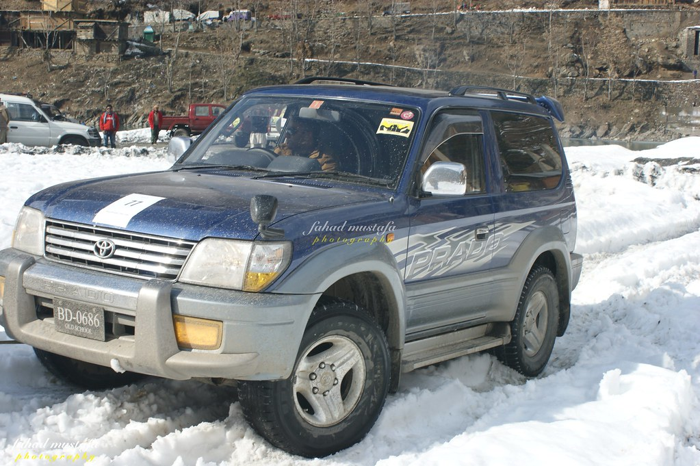 Muzaffarabad Jeep Club Neelum Snow Cross - 8471013105 bc27df16db b