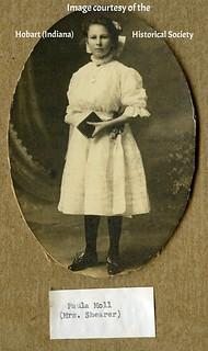 Paula Moll portrait