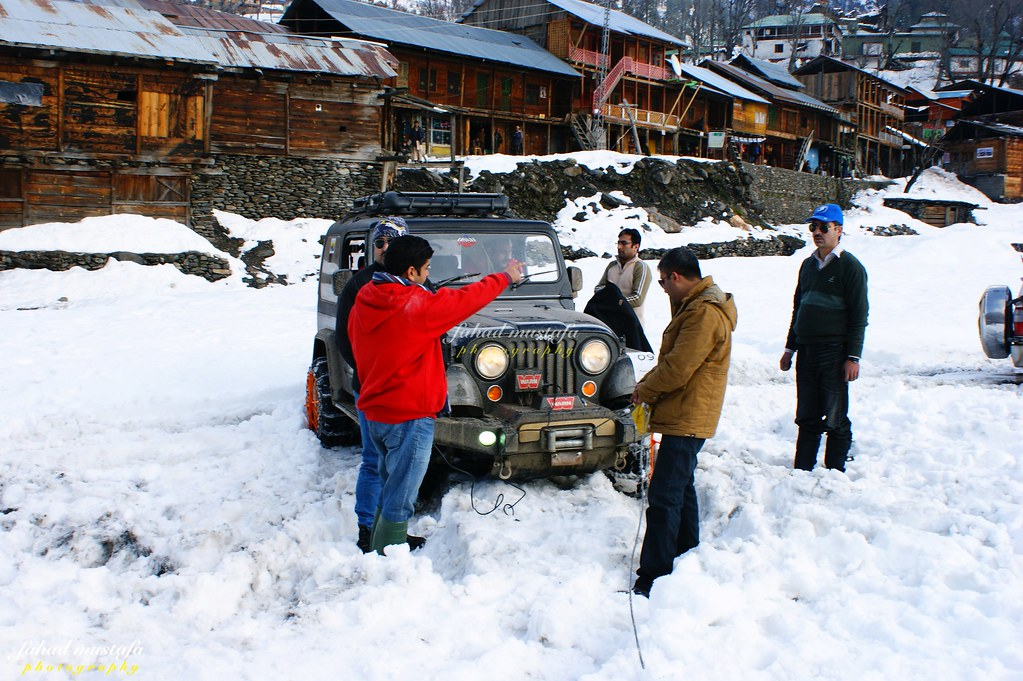 Muzaffarabad Jeep Club Neelum Snow Cross - 8471987144 7e10d60fa6 b