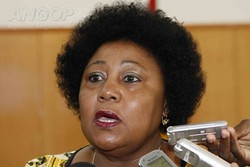 Angolan Minister of Family and Gender Affairs, Filomena Delgado, attended a regional gender conference in Mozambique during February 2013. The meeting was hosted by the Southern African Development Community (SADC). by Pan-African News Wire File Photos