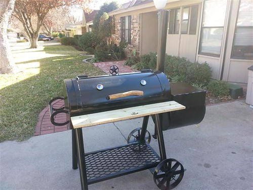Reverse Flow Smoker / BBQ Pit Project - Lots of Pictures - Miller