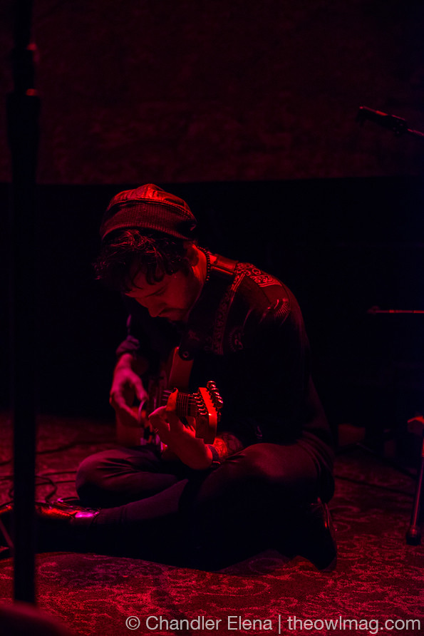 Unknown Mortal Orchestra @ GAMH, SF 2/13/13