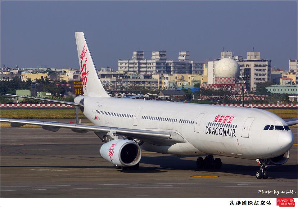 港龍航空 B-HYI客機002