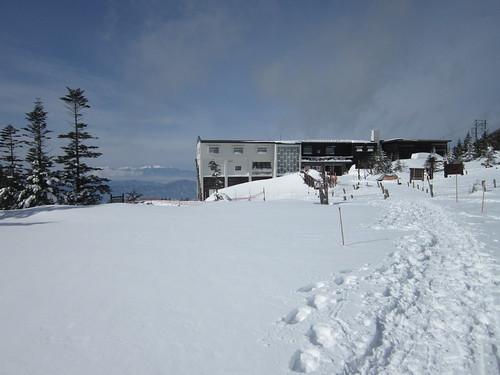 北八ヶ岳ロープウェイ山頂駅 2013年2月14日9:42 by Poran111