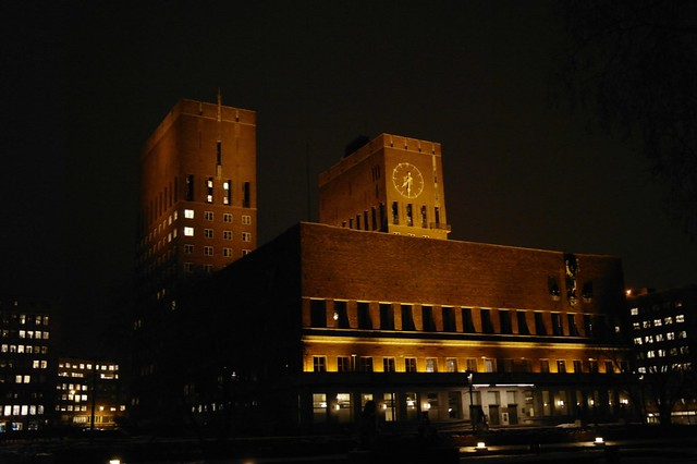 The City Hall, Oslo