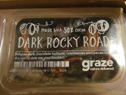 Graze Dark Rocky Roah