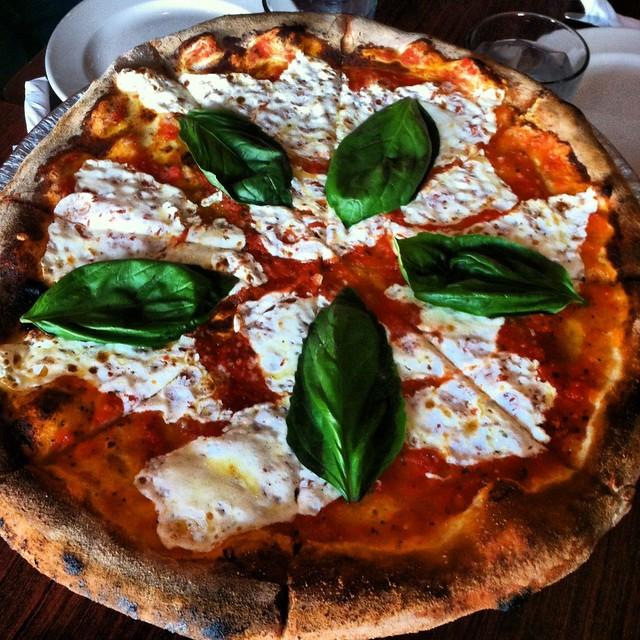 Coalfire pizza in Chicago